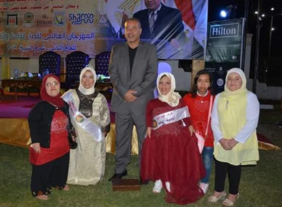 صورة رقم 10 - ملكة جمال الأقزام بمصر تكشف ما تتعرض له.. وتؤكد: لن أستسلم!