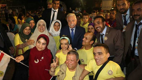 صورة رقم 15 - ملكة جمال الأقزام بمصر تكشف ما تتعرض له.. وتؤكد: لن أستسلم!