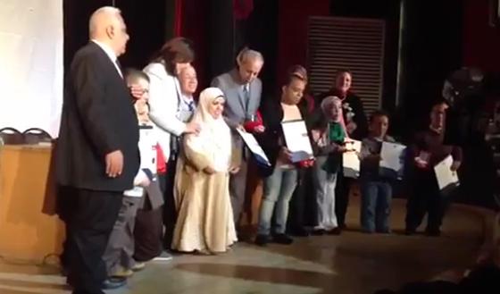 صورة رقم 14 - ملكة جمال الأقزام بمصر تكشف ما تتعرض له.. وتؤكد: لن أستسلم!