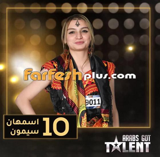 صورة رقم 2 - فيديو وصور عرب غوت تالنت: فوز فريق لبناني وجزائري في الحلقة الـ8