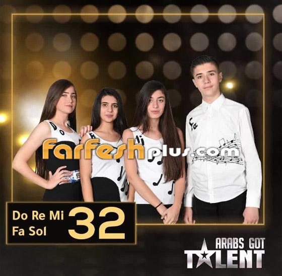 صورة رقم 4 - فيديو وصور عرب غوت تالنت: فوز فريق لبناني وجزائري في الحلقة الـ8