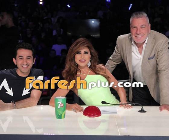 صورة رقم 9 - فيديو وصور عرب غوت تالنت: فوز فريق لبناني وجزائري في الحلقة الـ8