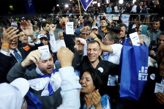 الانتخابات الإسرائيلية: اليمين يتقدم ونتنياهو في طريقه للفوز بولاية خامسة صورة رقم 22
