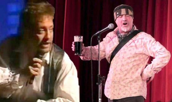 وفاة ممثل كوميدي بريطاني على المسرح والجمهور يضحك معتقدا أنه يمثل  صورة رقم 2