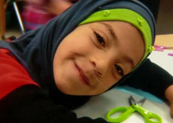 طفلة سورية (9 أعوام) هربت من الحرب.. وانتحرت في كندا صورة رقم 2