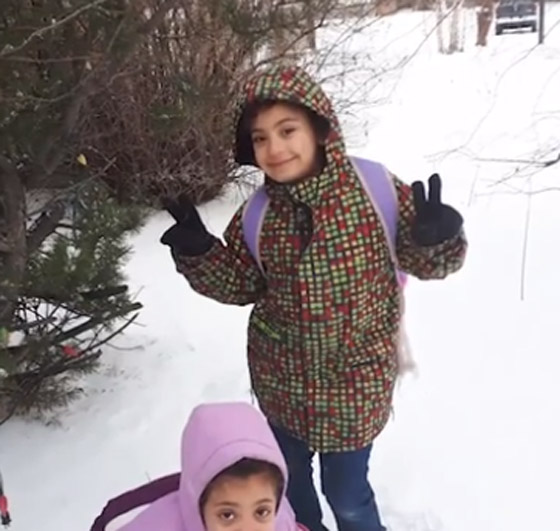 طفلة سورية (9 أعوام) هربت من الحرب.. وانتحرت في كندا صورة رقم 6