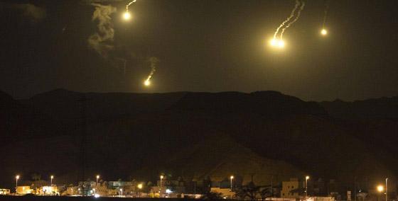 إسرائيل تنشر صورا فضائية لضرب مواقع إيرانية بسوريا صورة رقم 4