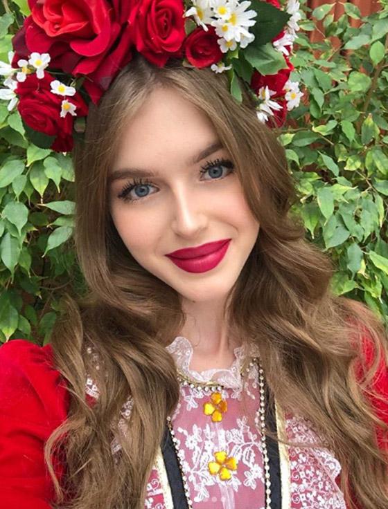 صور وفيديو الحسناء الفاتنة ألينا سانكو هي ملكة جمال روسيا 2019 صورة رقم 6