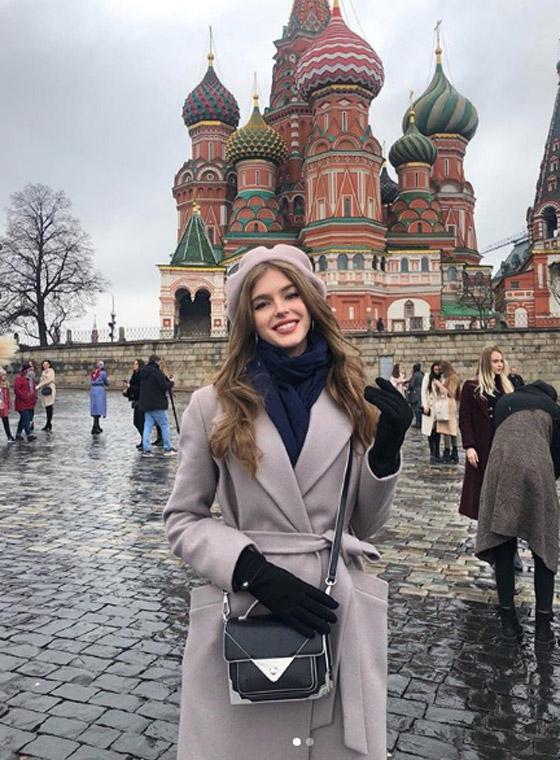 صور وفيديو الحسناء الفاتنة ألينا سانكو هي ملكة جمال روسيا 2019 صورة رقم 9