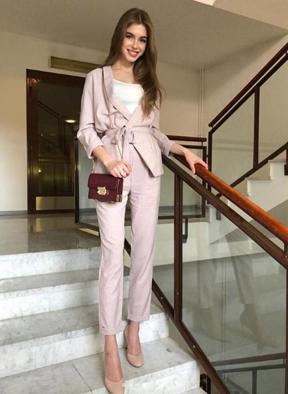 صور وفيديو الحسناء الفاتنة ألينا سانكو هي ملكة جمال روسيا 2019 صورة رقم 10