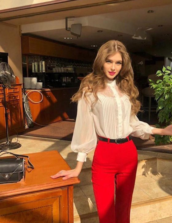 صور وفيديو الحسناء الفاتنة ألينا سانكو هي ملكة جمال روسيا 2019 صورة رقم 11
