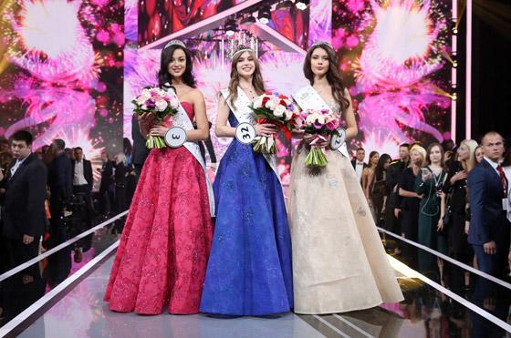 صور وفيديو الحسناء الفاتنة ألينا سانكو هي ملكة جمال روسيا 2019 صورة رقم 4