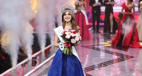 صور وفيديو الحسناء الفاتنة ألينا سانكو هي ملكة جمال روسيا 2019 صورة رقم 3