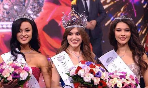 صور وفيديو الحسناء الفاتنة ألينا سانكو هي ملكة جمال روسيا 2019 صورة رقم 2