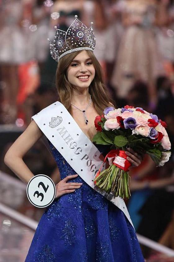 صور وفيديو الحسناء الفاتنة ألينا سانكو هي ملكة جمال روسيا 2019 صورة رقم 5