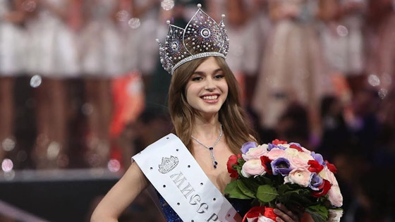 صور وفيديو الحسناء الفاتنة ألينا سانكو هي ملكة جمال روسيا 2019 صورة رقم 1