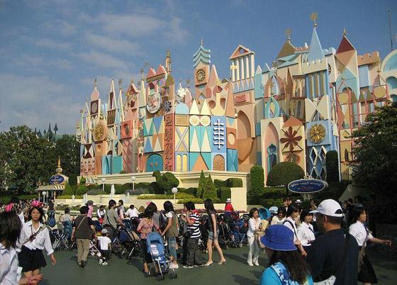 ديزني لاند طوكيو: المدينة السحرية تحتفل بذكرى الـ36 لافتتاحها صورة رقم 11