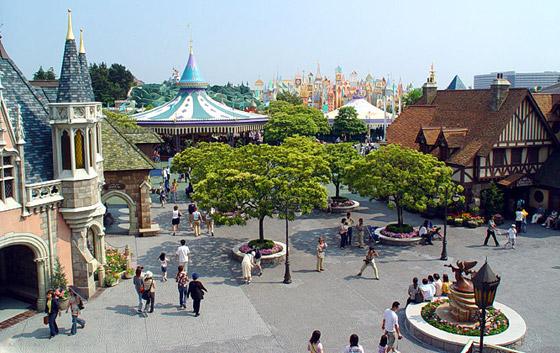ديزني لاند طوكيو: المدينة السحرية تحتفل بذكرى الـ36 لافتتاحها صورة رقم 6