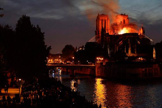 تصريح صادم لحاخام إسرائيلي متشدد عن سبب حريق نوتردام! صورة رقم 7