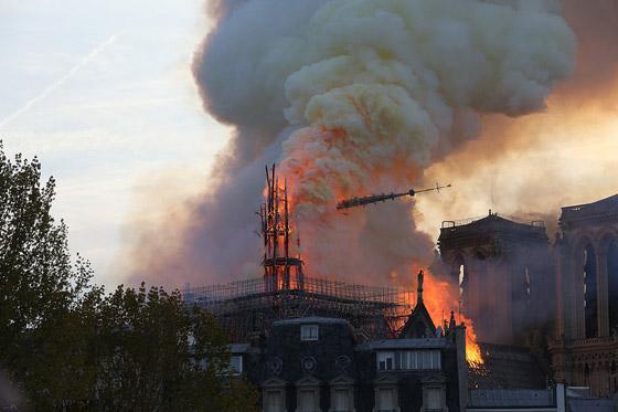 تصريح صادم لحاخام إسرائيلي متشدد عن سبب حريق نوتردام! صورة رقم 8