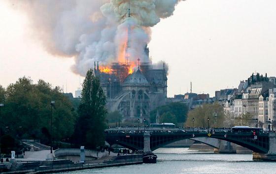 تصريح صادم لحاخام إسرائيلي متشدد عن سبب حريق نوتردام! صورة رقم 10