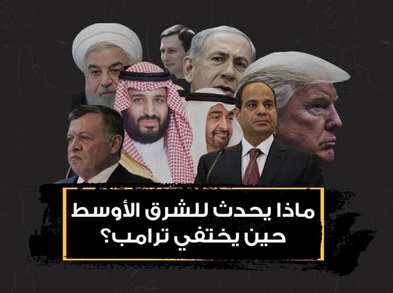 ماذا سيحدث للشرق الأوسط حين يختفي ترامب؟ 5 ملفات إقليمية ستتغير! صورة رقم 1