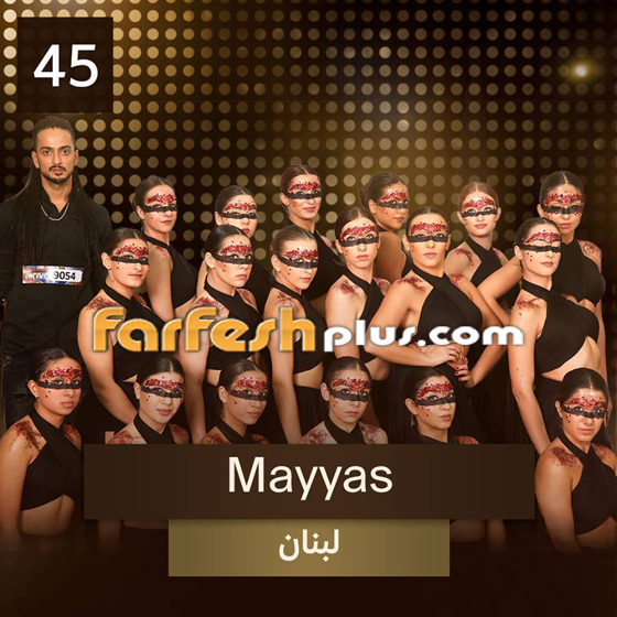 صورة رقم 23 - عرب جوت تالنت: مي اس من لبنان يفوز ويتقاسم اللقب مع الثنائي المغربي