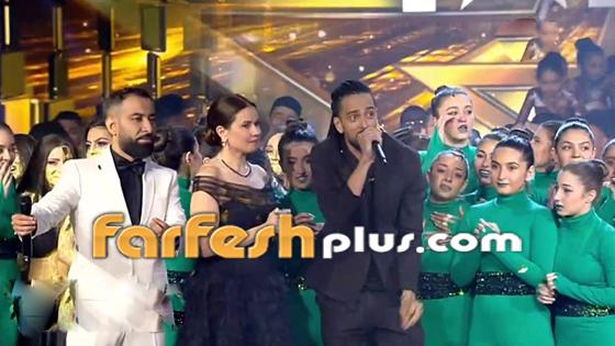 صورة رقم 8 - عرب جوت تالنت: مي اس من لبنان يفوز ويتقاسم اللقب مع الثنائي المغربي