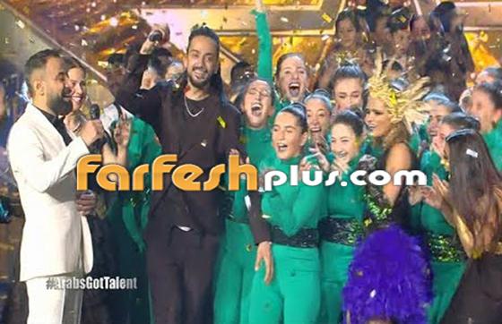 صورة رقم 9 - عرب جوت تالنت: مي اس من لبنان يفوز ويتقاسم اللقب مع الثنائي المغربي