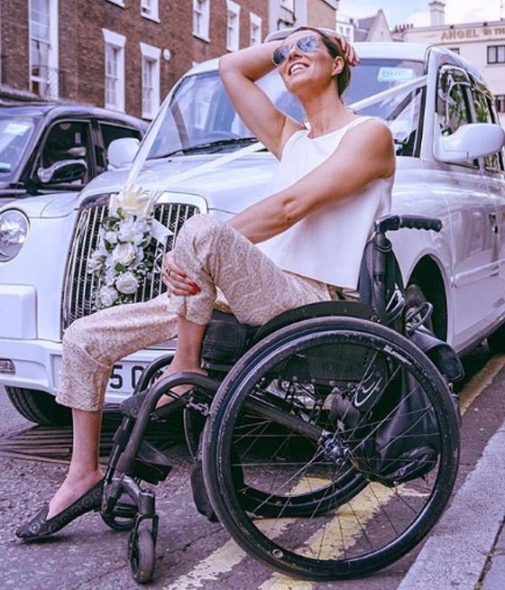 صورة رقم 9 - برازيلية مقعدة تتحدى إعاقتها وتطلق أول علامة تجارية لصاحبات الهمم