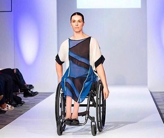 صورة رقم 10 - برازيلية مقعدة تتحدى إعاقتها وتطلق أول علامة تجارية لصاحبات الهمم