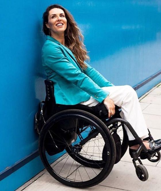 صورة رقم 15 - برازيلية مقعدة تتحدى إعاقتها وتطلق أول علامة تجارية لصاحبات الهمم