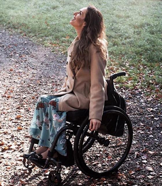 صورة رقم 16 - برازيلية مقعدة تتحدى إعاقتها وتطلق أول علامة تجارية لصاحبات الهمم