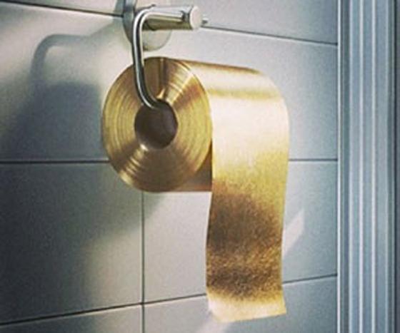 صور أغرب 10 أشياء مصنوعة من الذهب  صورة رقم 7