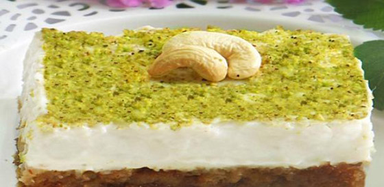 صورة رقم 6 - طريقة تحضير عيش السرايا الشهي والمميز لحلويات رمضان شرقية