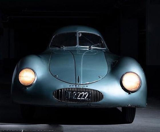 بالصور: عرض أقدم سيارة بورش للبيع.. لن تصدق سعرها! صورة رقم 2