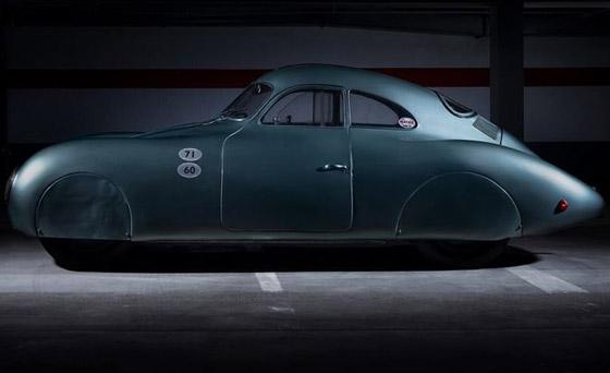 بالصور: عرض أقدم سيارة بورش للبيع.. لن تصدق سعرها! صورة رقم 4