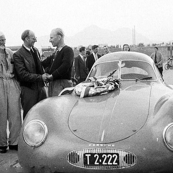 بالصور: عرض أقدم سيارة بورش للبيع.. لن تصدق سعرها! صورة رقم 9