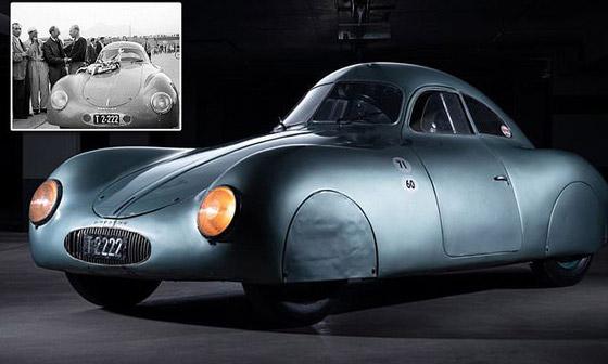 بالصور: عرض أقدم سيارة بورش للبيع.. لن تصدق سعرها! صورة رقم 12