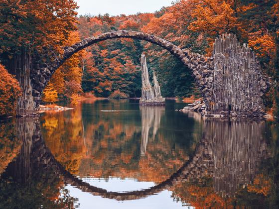 بالصور: شاهدوا أجمل الجسور حول العالم صورة رقم 8