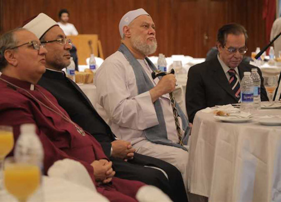 صور: الكنيسة الأسقفية تُقيم حفل إفطار في رمضان وكلمات مؤثرة لرجال الدين صورة رقم 1