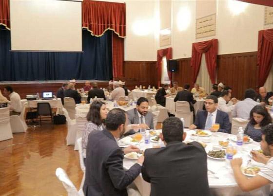 صور: الكنيسة الأسقفية تُقيم حفل إفطار في رمضان وكلمات مؤثرة لرجال الدين صورة رقم 2