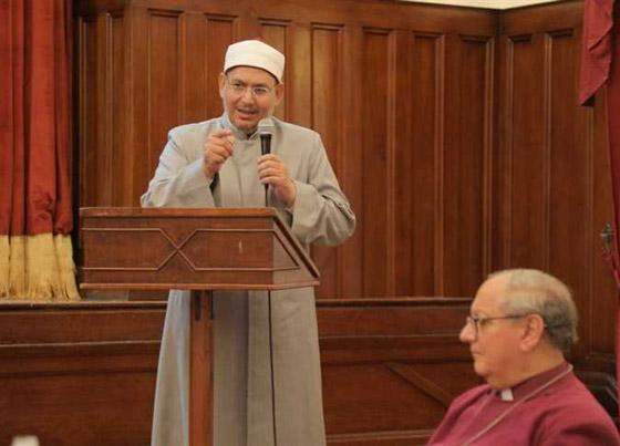 صور: الكنيسة الأسقفية تُقيم حفل إفطار في رمضان وكلمات مؤثرة لرجال الدين صورة رقم 4