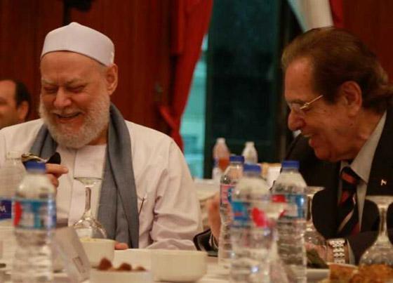 صور: الكنيسة الأسقفية تُقيم حفل إفطار في رمضان وكلمات مؤثرة لرجال الدين صورة رقم 7