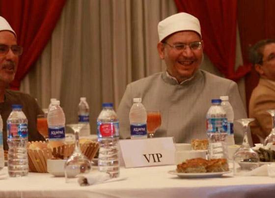 صور: الكنيسة الأسقفية تُقيم حفل إفطار في رمضان وكلمات مؤثرة لرجال الدين صورة رقم 8