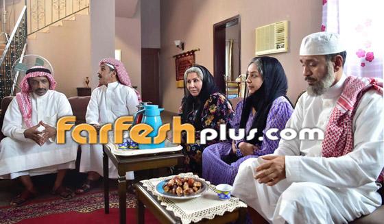 تفاعل غير مسبوق مع المسلسل السعودي العاصوف 2 صورة رقم 1