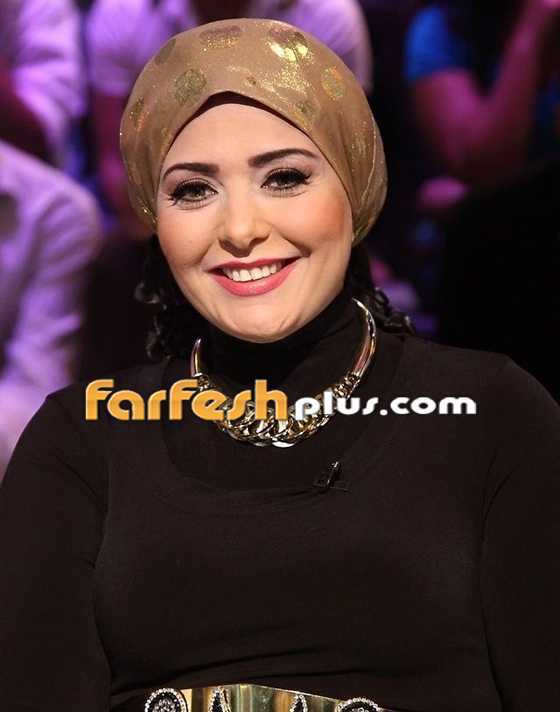 صابرين تفاجئ الجميع في أول لقاء إعلامي بعد قرارها خلع الحجاب! صورة رقم 14