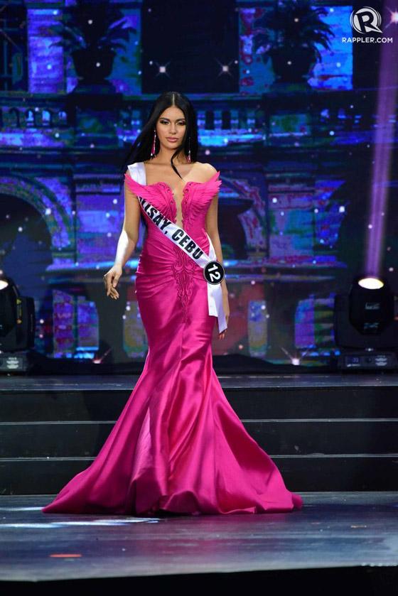 فيديو وصور ملكة جمال الفليبين الفلسطينية الأصل تؤدي رقصة شرقية وتبهر الجميع صورة رقم 11