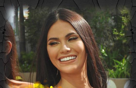 فيديو وصور ملكة جمال الفليبين الفلسطينية الأصل تؤدي رقصة شرقية وتبهر الجميع صورة رقم 24