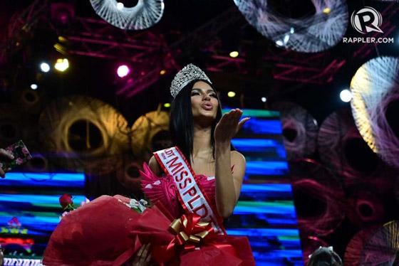 فيديو وصور ملكة جمال الفليبين الفلسطينية الأصل تؤدي رقصة شرقية وتبهر الجميع صورة رقم 5